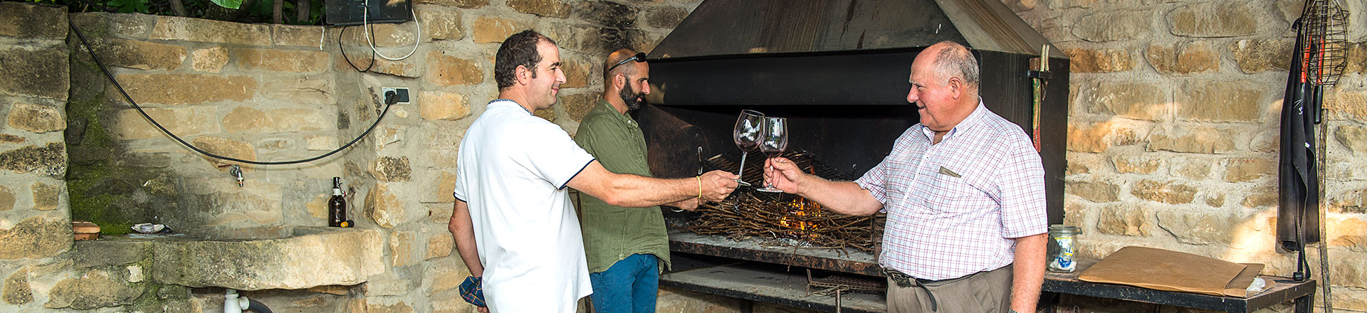 Dotar de historia al vino – Entrevista –